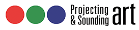 Projecting & Sounding ART Site Logo
